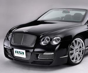Bentley Continental GTC photo 10