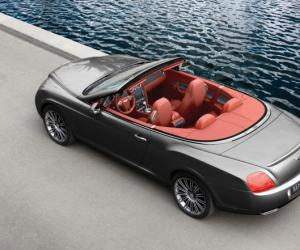 Bentley Continental GTC photo 12