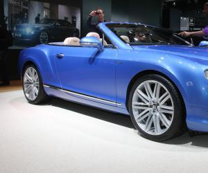 Bentley Continental Speed Cabrio photo 1