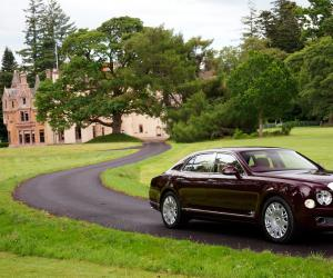 Bentley Mulsanne photo 1