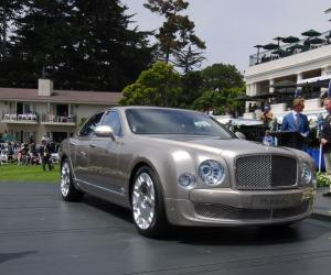 Bentley Mulsanne II photo 1