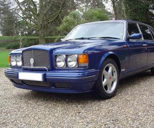 Bentley Turbo RT photo 2