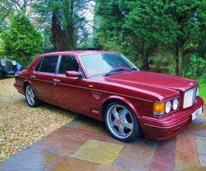 Bentley Turbo RT photo 6