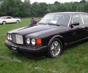 Bentley Turbo RT photo 9