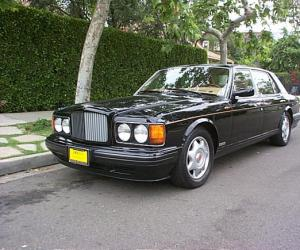 Bentley Turbo RT photo 12