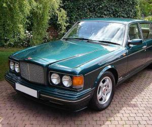 Bentley Turbo RT photo 16