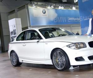 BMW 123d Coupé photo 5