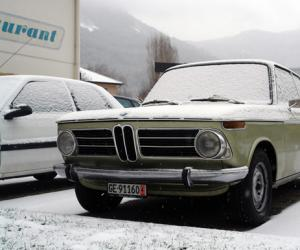 BMW 1600TI photo 2