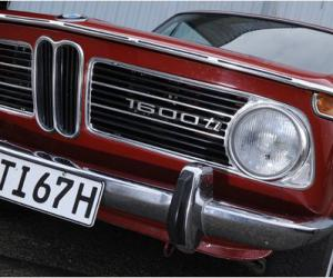 BMW 1600TI photo 3