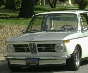 BMW 1600TI photo 4