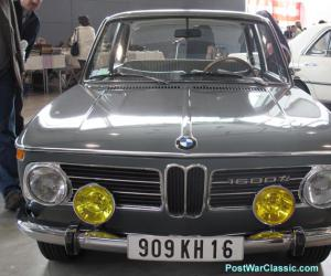 BMW 1600TI photo 10
