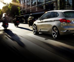 BMW 1er Active Tourer photo 2