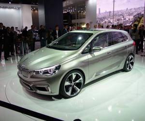 BMW 1er Active Tourer photo 3