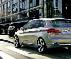 BMW 1er Active Tourer photo 5