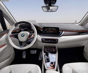 BMW 1er Active Tourer photo 8