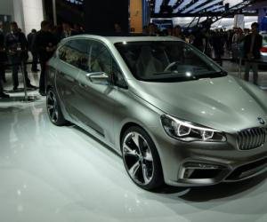 BMW 1er Active Tourer photo 9