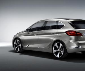 BMW 1er Active Tourer photo 10