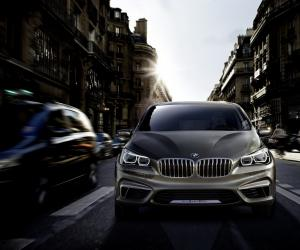BMW 1er Active Tourer photo 11