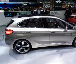 BMW 1er Active Tourer photo 12