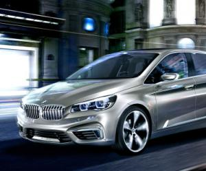 BMW 1er Active Tourer photo 14