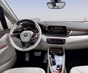 BMW 1er Active Tourer photo 15