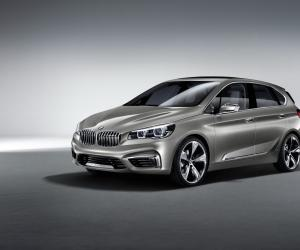 BMW 1er Active Tourer photo 16