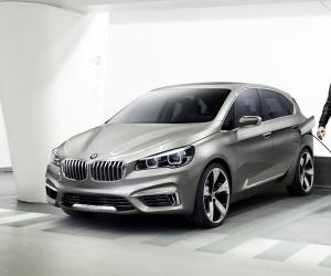 BMW 1er Active Tourer photo 17