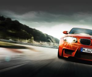 BMW 1er M Coupe photo 1