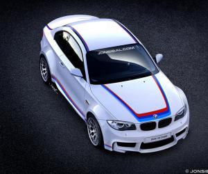 BMW 1er M Coupe photo 2