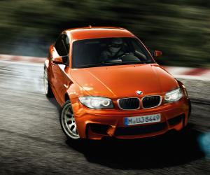 BMW 1er M Coupe photo 3