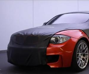 BMW 1er M Coupe photo 4