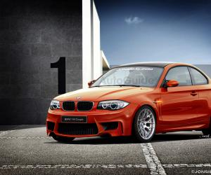 BMW 1er M Coupe photo 5