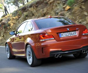 BMW 1er M Coupe photo 8