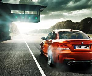 BMW 1er M Coupe photo 9