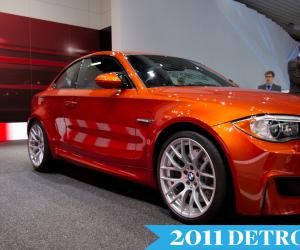BMW 1er M Coupe photo 10