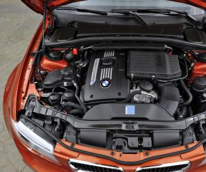 BMW 1er M Coupe photo 11