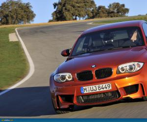 BMW 1er M Coupe photo 13