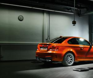 BMW 1er M Coupe photo 14