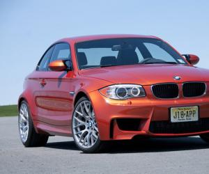 BMW 1er M Coupe photo 15