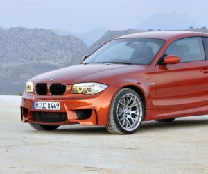 BMW 1er M Coupe photo 16