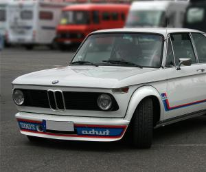 BMW 2002 turbo photo 1
