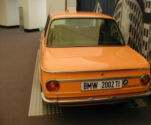 BMW 2002ti photo 1