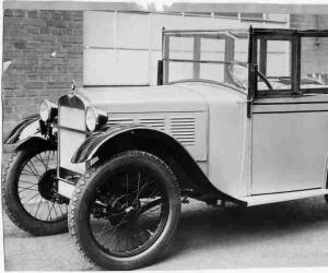 BMW 3/15 PS Dixi photo 1