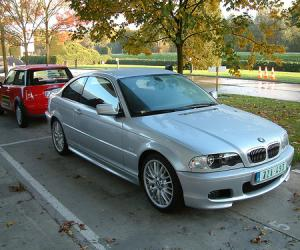 BMW 320Cd photo 1