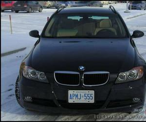 BMW 325xi photo 3