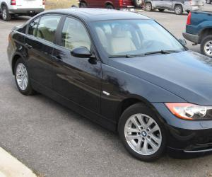 BMW 325xi photo 10