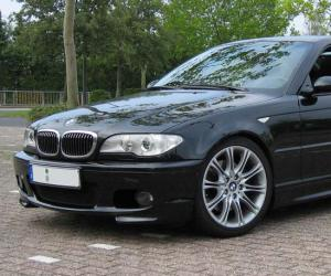 BMW 330Cd photo 2
