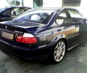 BMW 330Cd photo 4