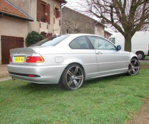 BMW 330Cd photo 7