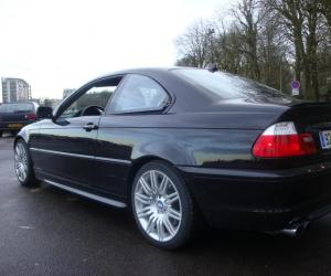 BMW 330Cd photo 11